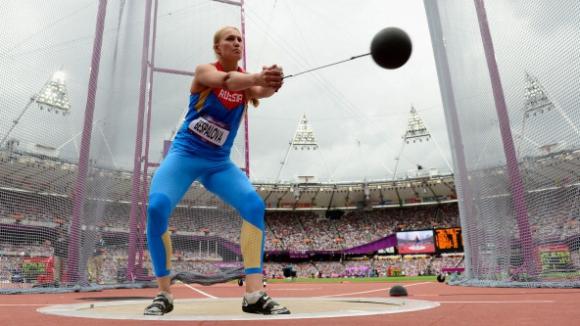 Руска лекоатлетка уличена в употреба на допинг