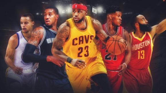 Време е за шоу, време е за НБА