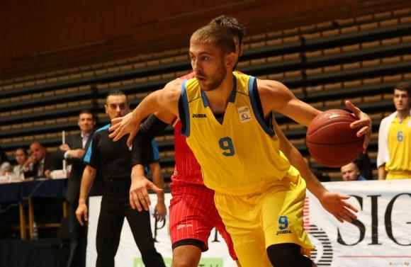 Алекс Симеонов: Мачът не беше лесен