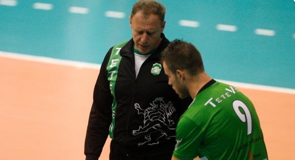 Петър Мечкаров: В Тетевен ще бъдем друг отбор