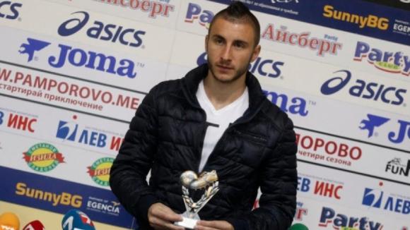 Антон Карачанаков след наградата: Не трябва да се възгордяваме