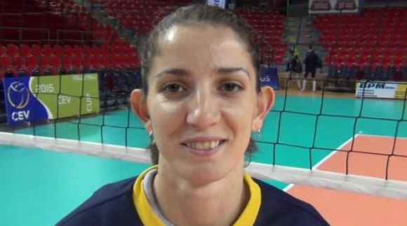 Ани Радичева: Голямата зала ни действа още по-мотивиращо (видео)