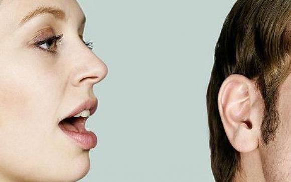 Жените наистина обичат да говорят