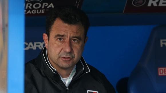 Петър Пашев: Не подценихме мача