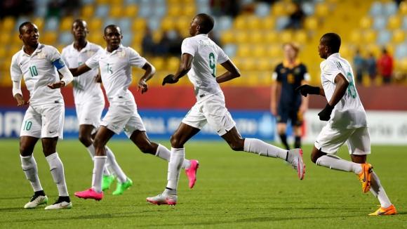 Шампионът Нигерия се класира за четвъртфиналите на световното