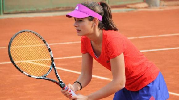Стаматова на 1/4-финал в Гърция