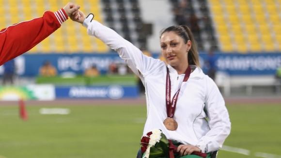 Втори бронз за Даниела Тодорова на Световното в Катар