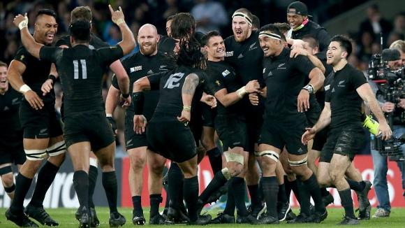 Нова Зеландия е световен шампион по ръгби за рекорден трети път (галерия)