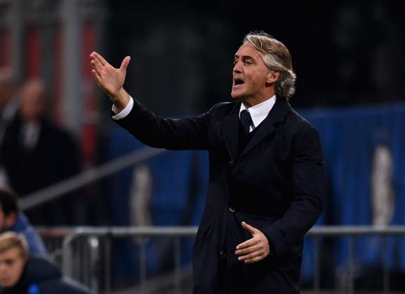 Манчини: Изиграхме супер мач срещу страхотния отбор на Рома
