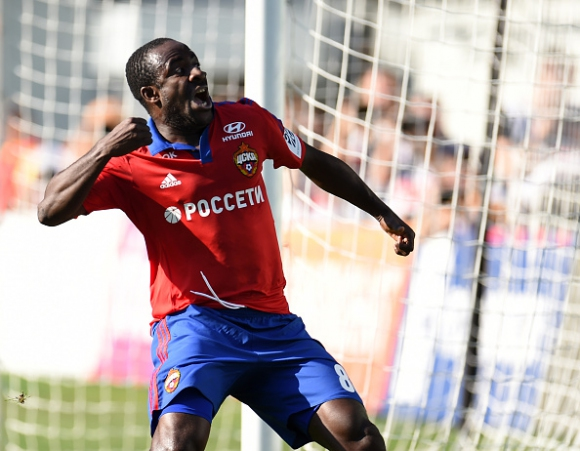 ЦСКА (Москва) иска да удължи наема на Думбия
