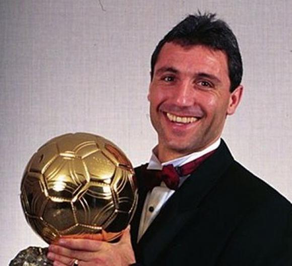 Стоичков - феномен в анкетите за футболист №1