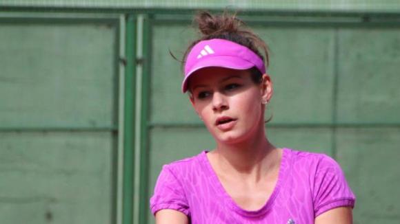 Стаматова загуби финала в Ираклион