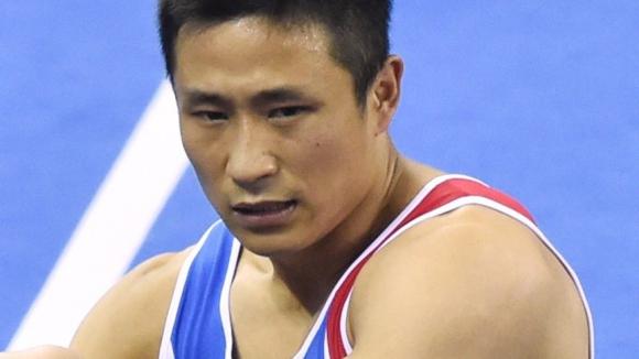 Ри Се Гван от КНДР защити титлата си на прескок