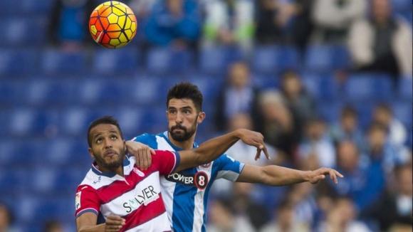 Кайседо спаси Еспаньол в последния дъх на мача (видео)