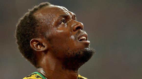 Вижте как тренира Болт за Рио