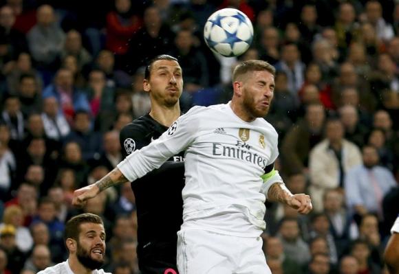Серхио Рамос: Слаб мач за Реал