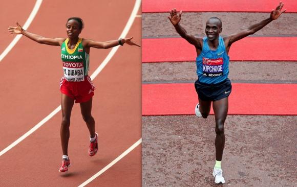 Кипчоге и Дибаба спечелиха признанието за №1 в света в шосейните бягания