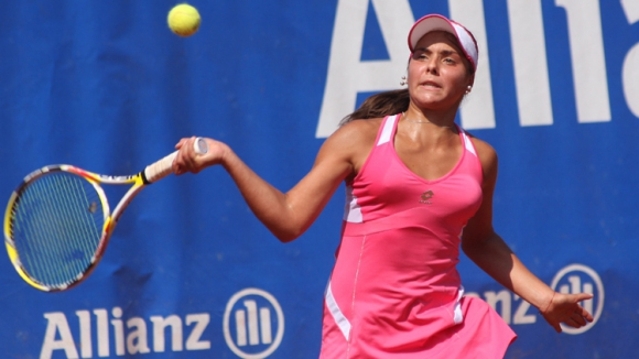 Виктория Томова стигна 1/4-финал в Гърция
