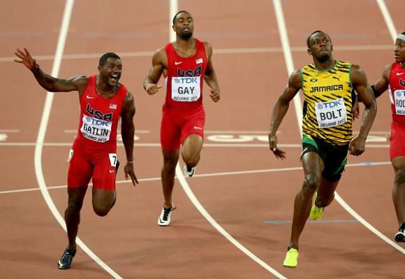 Гатлин: Загубата от Болт във финала на 100 м беше най-тежката в кариерата ми