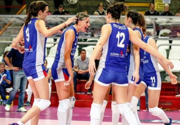Лора Китипова и Виченца с първа победа в Италия