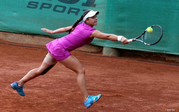Томова на 1/2-финал в Ираклион
