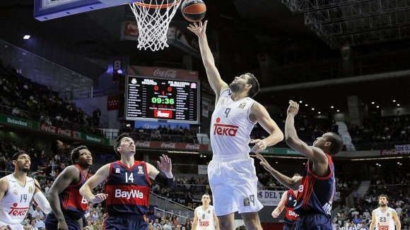 Фелипе Рейес е MVP на IV кръг в Евролигата