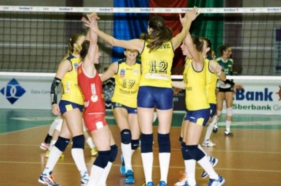 Българките в Телеком (Баку) тръгнаха с победа в Азербайджан