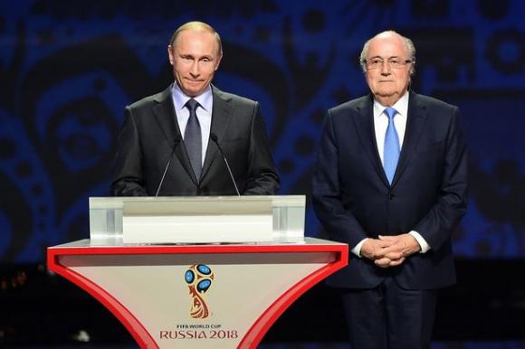 ФА с нови въпрос към ФИФА за избора на Русия за домакин на световно първенство