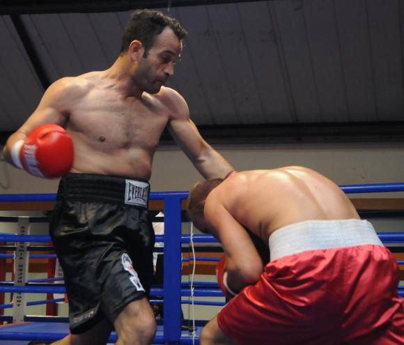 Боксьор изчезна преди мач за европейската титла