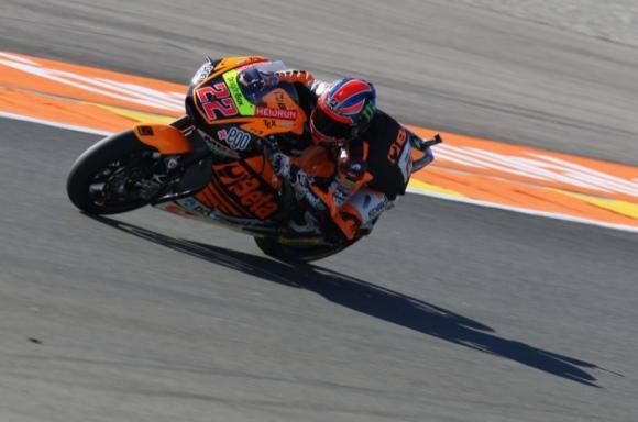 Тито Рабат спечели последния си старт в Moto2