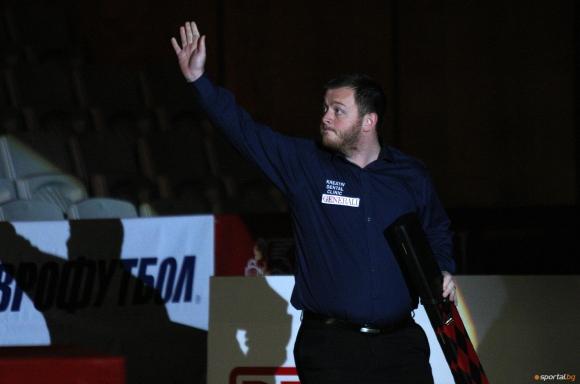 Шампионът Алън: Ще се върна в София, публиката е страхотна