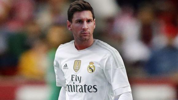 Когато обичаш Меси и Реал Мадрид (снимка + видео)