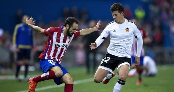 Атлетико загуби Хуанфран до края на месеца