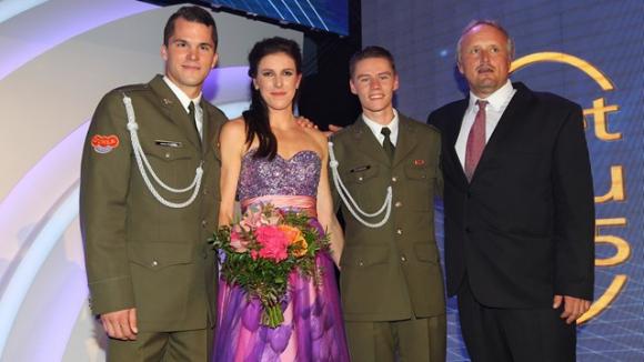 Хейнова грабна приза за Атлет №1 в Чехия