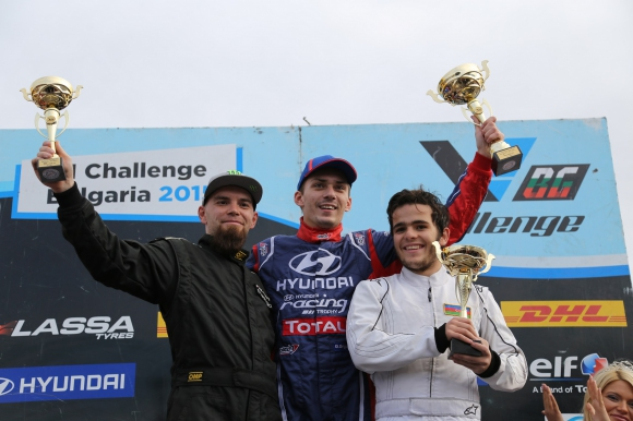 Григор Григоров e новият шампион във V1 Challenge Bulgaria