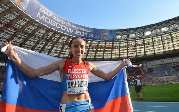 На атлетка й спря кърмата заради допинг скандала