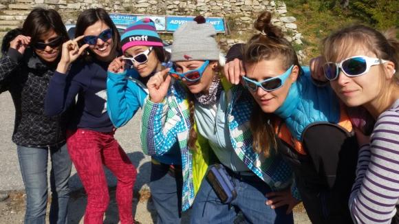 Женският ни отбор по рафтинг с класиране за световното, но без пари