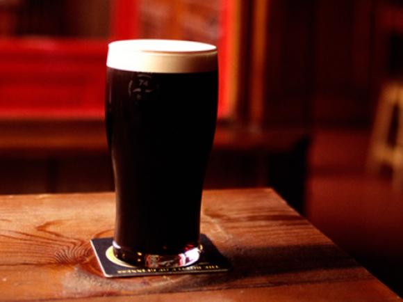 Тъмна бира срещу студ