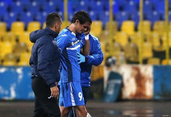 Официално: Курдов вече не е футболист на Левски