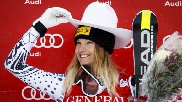 Джулия Манкузо пропуска целия сезон в алпийските ски