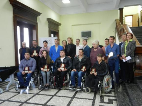 Денислав Коджабашев и Антоан Божилов получиха награди от БОК