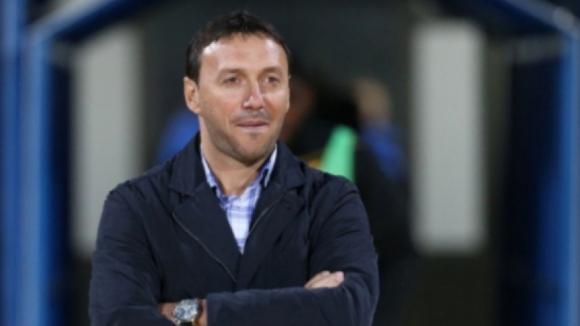 Георги Марков: Не искам да ни считат за изпадащ отбор