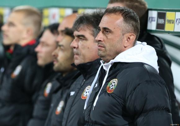 Петев горд от играта срещу Азербайджан