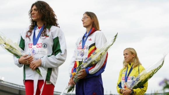Белгийски треньор хвърля обвинения за допинг срещу Венелина Венева