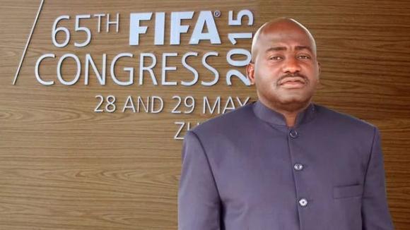 Отрязаха Муса Хасан Билити за президент на ФИФА
