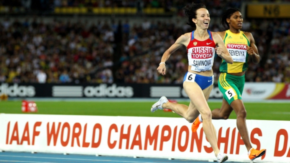 Семеня чака олимпийско и световно злато