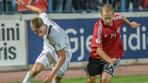 Албания навакса два гола срещу Грузия (видео)
