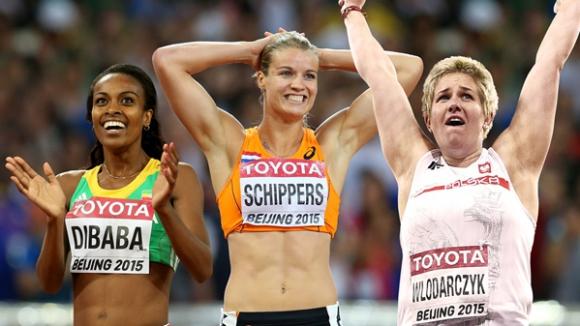 Ясни са трите финалистки за Атлетка №1 в света за 2015 г.
