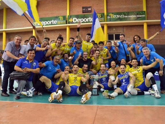 Николай Учиков с 13 точки! UPCN спечели Купата на Лигата в Аржентина (СНИМКИ)