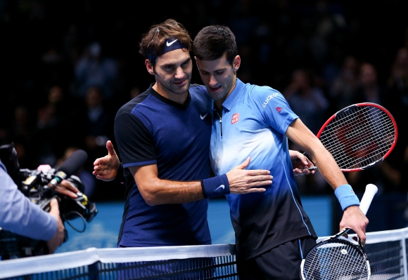 Ноле: Подарих победата на Федерер
